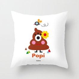 Popi Throw Pillow
