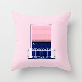 Window of Andalucia | 2 Throw Pillow