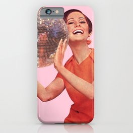 Hold Your Friends Close iPhone Case