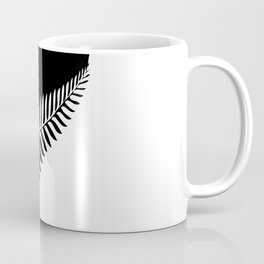 Silver Fern of New Zealand Kaffeebecher