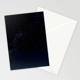 Space - The Great Empty Stationery Cards