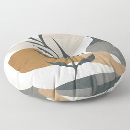 Abstract Decoration 02 Floor Pillow
