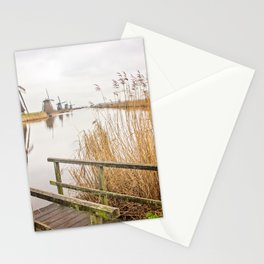 Kinderdijk- Windmills Stationery Cards