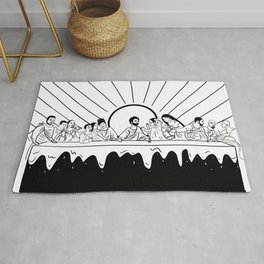 The Last Supper - Rapper Edition Rug