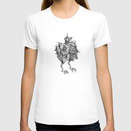 Baba Yaga's Hut T-shirt