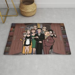 It's a Clue! Rug