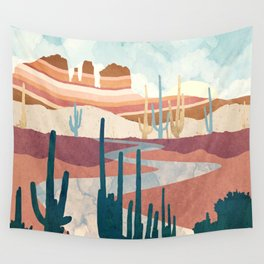 Desert Vista Wall Tapestry