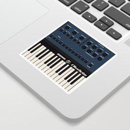 The Synth Project - Oberheim OB-XA Sticker