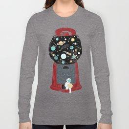 My childhood universe Long Sleeve T-shirt