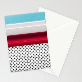 stripes 236 A Stationery Cards