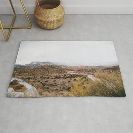 Mist in New Mexico Rug