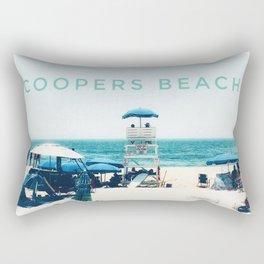 Coopers Beach Rectangular Pillow