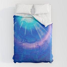 Zodiac sign Pisces Comforters