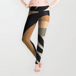 Abstract Art Rainbow 2 Leggings