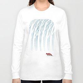Winter Storm Long Sleeve T-shirt