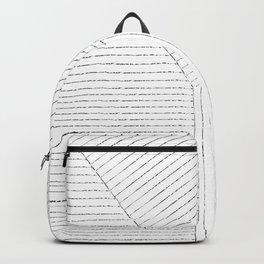 Lines Art Backpack
