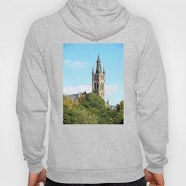 Scottish Photography Series (Vectorized) - University of Glasgow Hoody