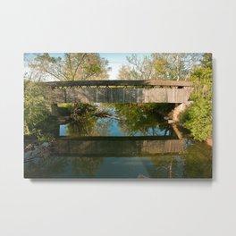 Switzer Bridge Metal Print