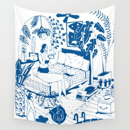 Party II Wall Tapestry
