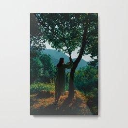 Eden Metal Print