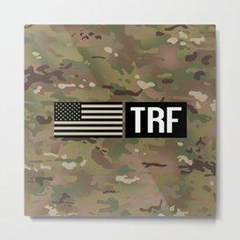 TRF Metal Print