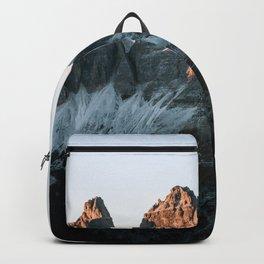 Dolomites sunset panorama - Landscape Photography Backpack