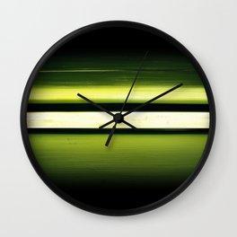 Subway Underpass Wall Clock