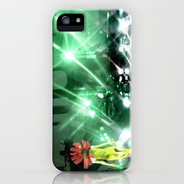 Alone in my Room 349  iPhone Case