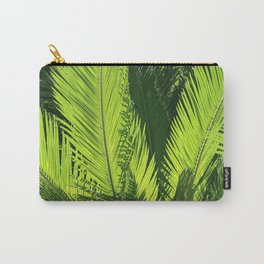 Passionate, Luxurious, Vibrant Leaves Fine Art Photo Carry-All Pouch
