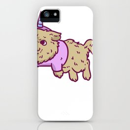 Unicorn Unicorn Gift Fabulous Animal Horse Funny iPhone Case