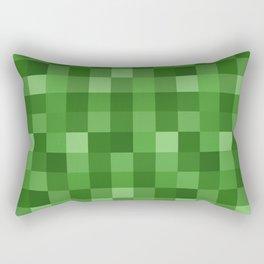 Grass Block Rectangular Pillow