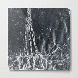 Cutouts - Lucky III Metal Print