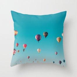 fly high #socity6 #decor #buyart Throw Pillow