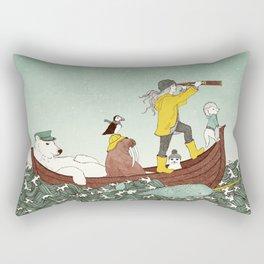 Arctic Adventure Rectangular Pillow