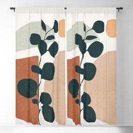 Soft Shapes V Blackout Curtain