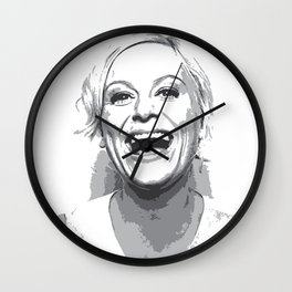Poehler Wall Clock