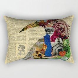 The Raven Rectangular Pillow