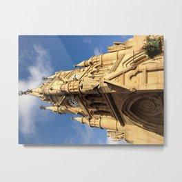 Stratford-upon-Avon Clock Tower Metal Print