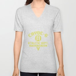 Destiny Hunter Athletic Dept Unisex V-Neck