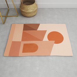 Abstraction_ARCHITECTURE_BOHEMIAN_Minimalism_001A Rug