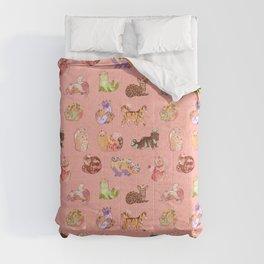 The Ice Cream Pawlor Comforters