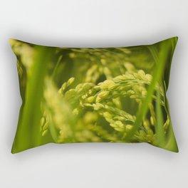 Gentle embrace Rectangular Pillow