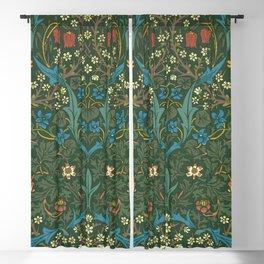 "William Morris ""Blackthorn"" 1. Blackout Curtain"