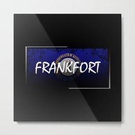Frankfort Metal Print
