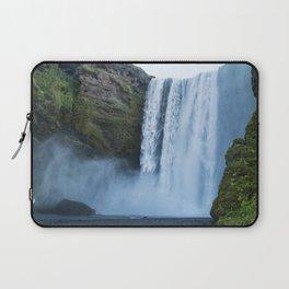 Skogafoss Laptop Sleeve