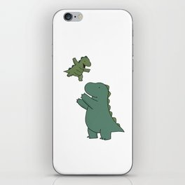 Rory & Dad iPhone Skin
