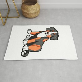 Appenzeller Dog Doggie Puppy Dogs Cute Happy Gift Rug
