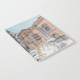 Spanish Palace Notebook