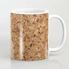 Cork pattern Coffee Mug