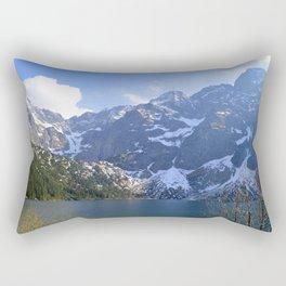 Breathtaking View Rectangular Pillow